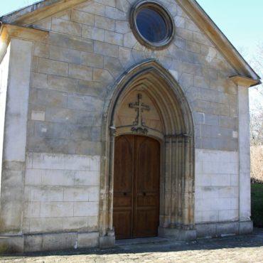 La chapelle des fusillés - Mont Valérien
