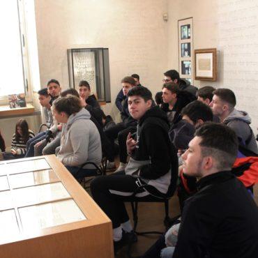 Visite-atelier Opinion, médias et débats au temps de l'affaire Dreyfus - Mahj