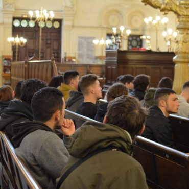 Visite à la synagogue de Bordeaux 2