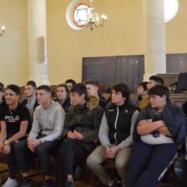 Visite à la synagogue de Bordeaux